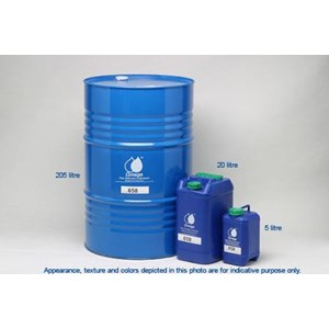 Omega 658 Emulsifiable Cutting & Cooling Fluid / Oli Dan Pelumas Omega