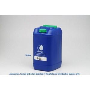 Omega 660 Superior Thermal Stability Heat Trasfer Oil / Oli Dan Pelumas Omega