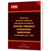 Jual Study On Business Potential And Major Players Of Motor Vehicle Financing Industry In Indonesia