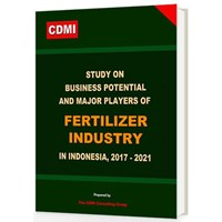 Jual Study On Business Potential And Major Players Of Fertilizer Industry In Indonesia