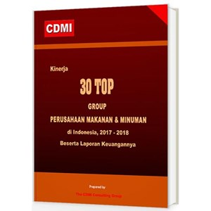 Kinerja 30 Top Group Makanan & Minuman