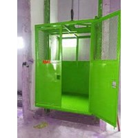 Jual Prime Lift Cargo - Lift Barang Kualitas Superior Full Safety Dan Garansi 2