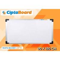 Jual Whiteboard Cipta 90 X 180Cm 2