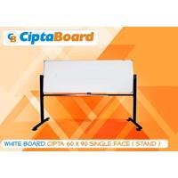 Whiteboard Single Face Cipta 60 X 90Cm 1