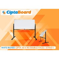 Whiteboard Double Face 60 X 90Cm 1