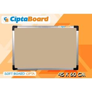Softboard Classic Cipta 45 X 60Cm