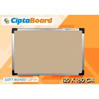 Softboard Classic Cipta 120 X 180Cm 1