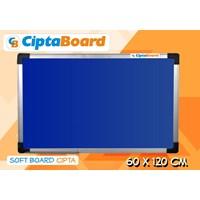 Jual Softboard Bludru Cipta 60 X 120Cm 2
