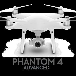 Remote Control Drone Dan Quadcopter Dji Phantom 4 Advanced