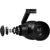 Jual Lensa Kamera Zenmuse X5s 2