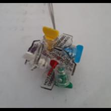Segel Putar Plastik Dengan Kawat Segel