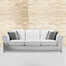 Sofa Yale white sofa bed WDL 0184