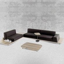 sofa Black sweet sofa set