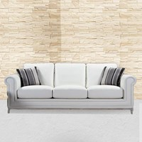Sofa Yale White Sofa bed