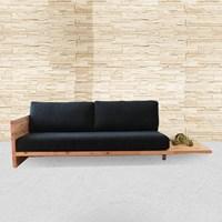 Sofa Black Adair sofa