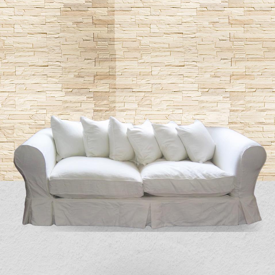 Jual sofa rafna sofa bed harga murah jakarta oleh woodenlink for Sofa jakarta