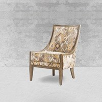 Jual Kursi ruang keluarga king single chair