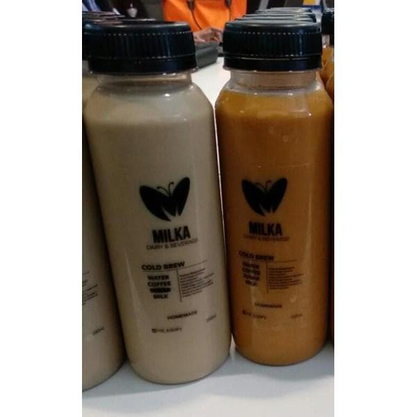 Thai Tea & Coffe Latte