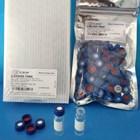 Vial HPLC GC 1.5ml Clear + caps + pre-slit septa 1