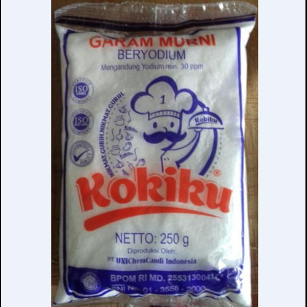 Garam Murni Kokiku