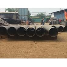 Pipa Besi Stainless Steel Hitam