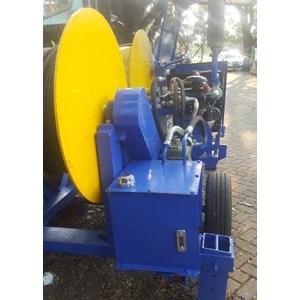 mesin penarik kabel sutet