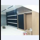 Booth Display Showroom Kayu 1