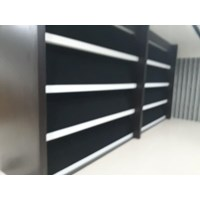 Jual Booth Display Kayu 4