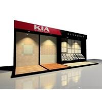 Jual Booth Display Kayu 7