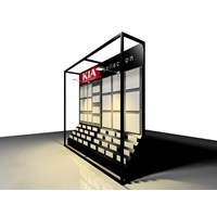 Jual Booth Display Kayu 9