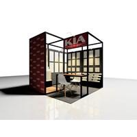 Jual Booth Display Kayu 12