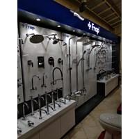 Booth Display Sanitary 2
