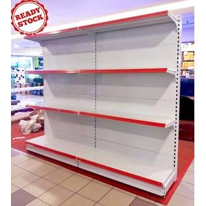 Rak Supermarket atau Minimarket