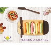 Bamboo Shape Garlic Crackers