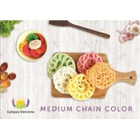 Medium Chain Garlic Crackers