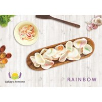 Sell Rainbow Garlic Crackers
