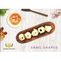 Sell Snail Shape Garlic Crackers