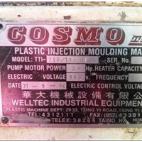 Beli Mesin Injection Moulding Cosmo 4
