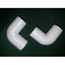 Pipa PVC Fitting Elbow pipe Plastik
