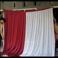 Rumbai Tenda Merah Putih 1