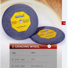 Abrasive D Grinding Wheel Good Hand