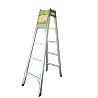 Folding Staircase Aluminum Brand Queen