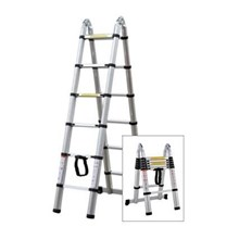 Double Teleskopic Ladder