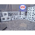 Selling Natural Stone Concrete Roster / LA Wind Hole 03 in Medan 1