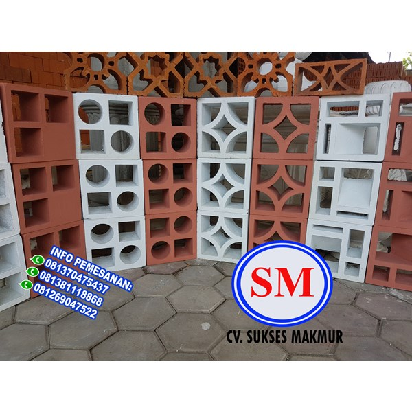 Selling Natural Stone Concrete Roster / LA Wind Hole 03 in Medan