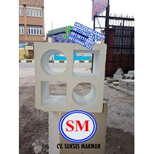 Sell ​​Natural Stone Concrete Roster / LA Wind Hol
