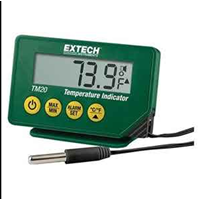 Jual Temperature Indikator Extech TM20 Waterproof