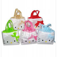 Birthday Bag Serut Hello Kitty