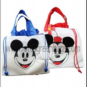 Tas Ulang Tahun Micky & Minnie Mouse