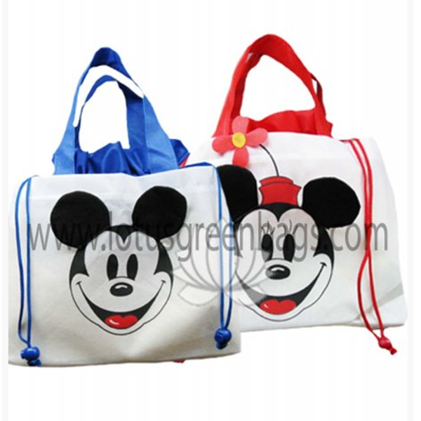 Micky & Minnie Mouse Birthday Bag